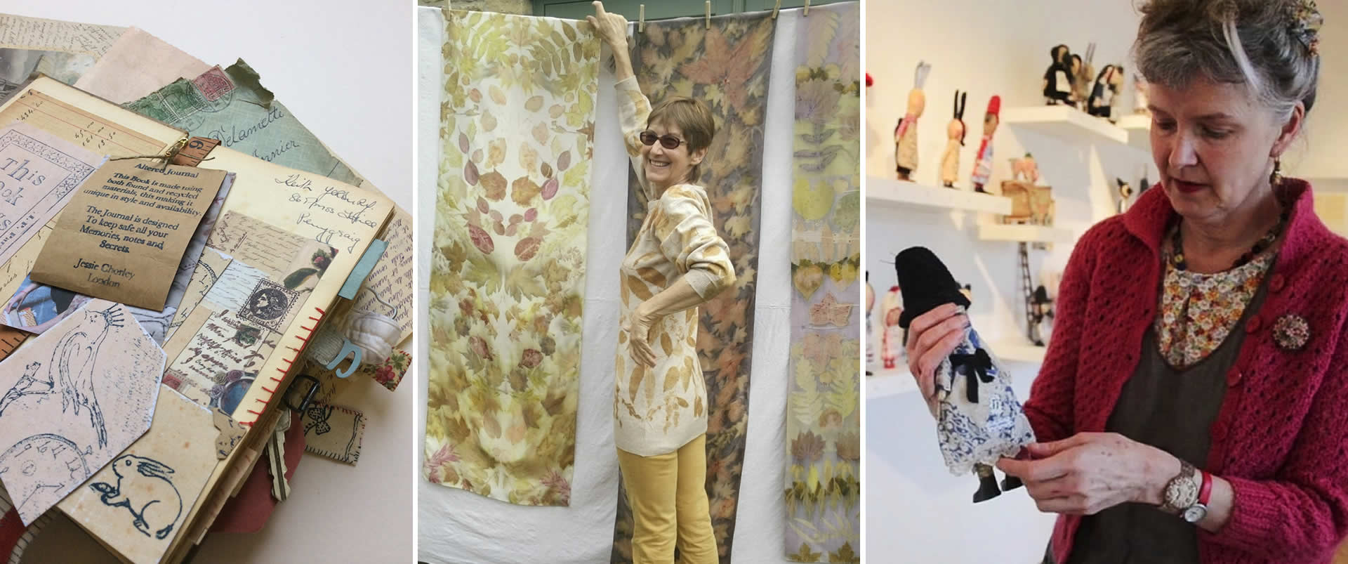Art & Textile Workshops 2019