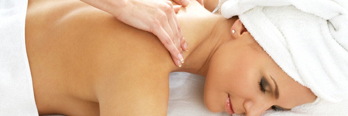 Traitements de massage